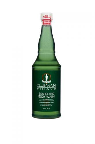 Clubman Beard And Body Wash Pinaud