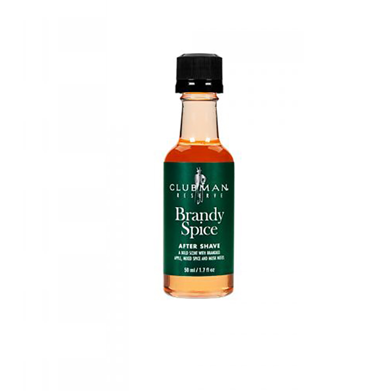 Brandy Spice After Shave Lotion 1.7oz. Clubman Reserve 01103
