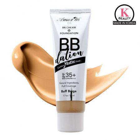 BB Cream & Base BBDATION Amor US Mate Buff Beige CO-BBF05
