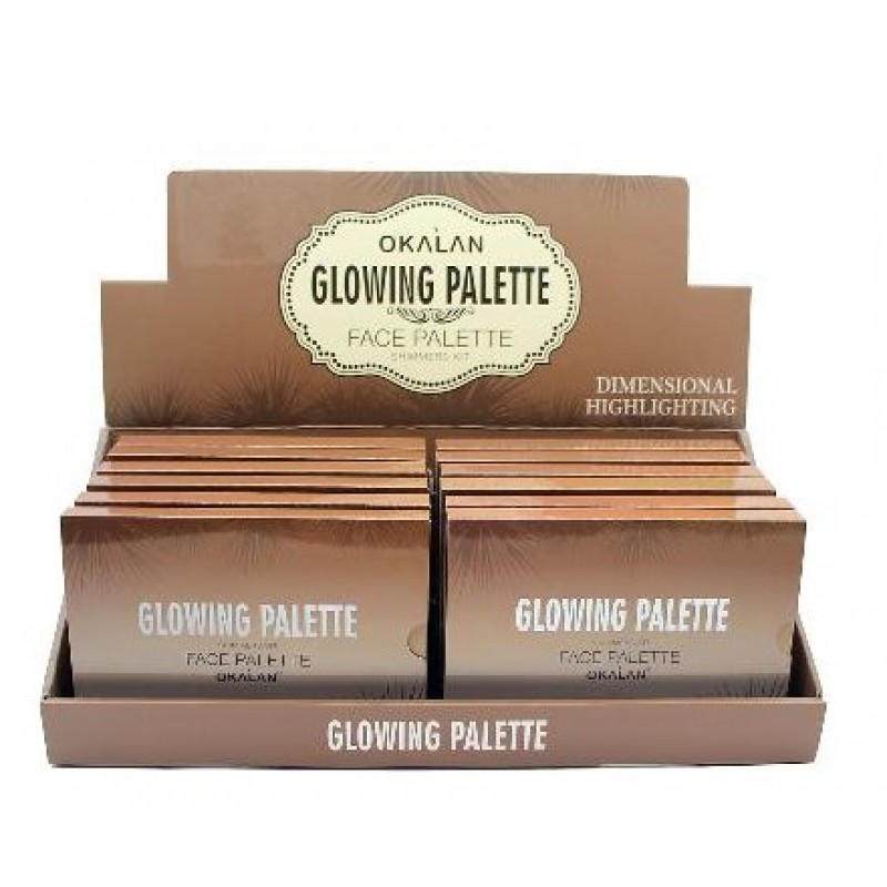 GLOWING PALETTE COLLECTION E050B