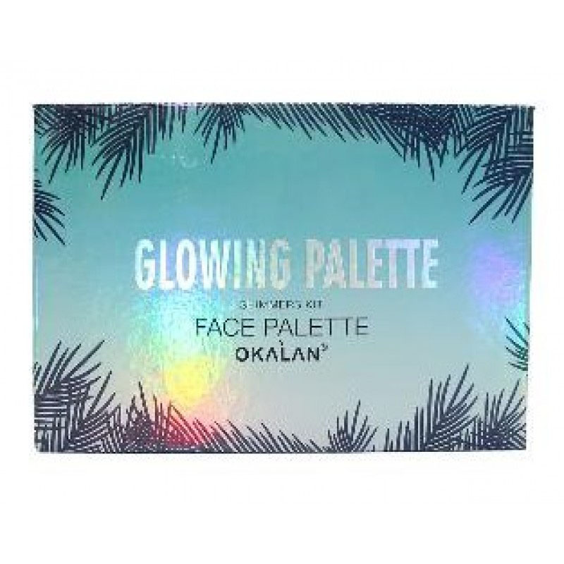GLOWING PALETTE COLLECTION E050C