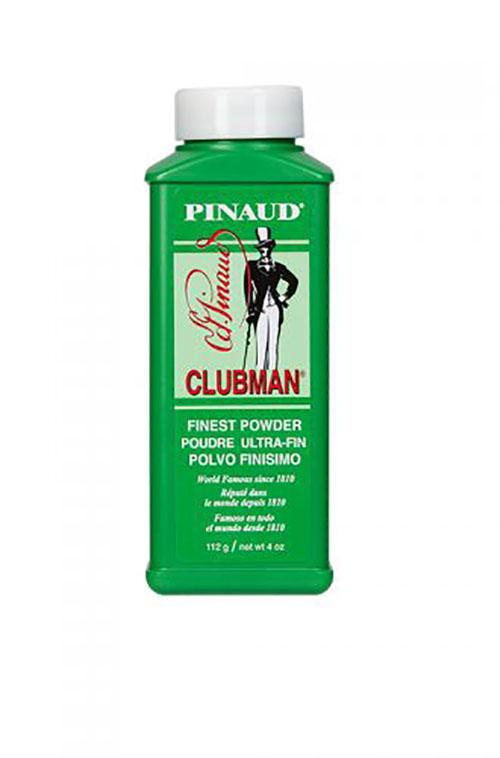 Clubman Finest Powder White 9oz.