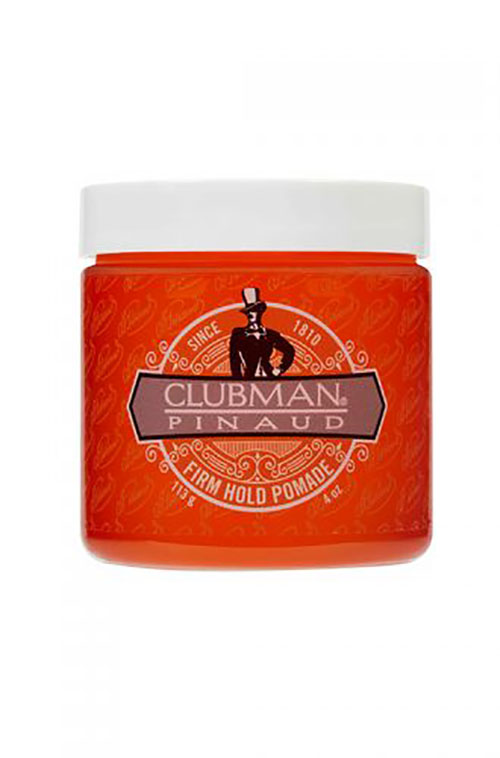 Clubman Firm Hold Pomade 4oz.