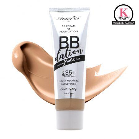 BB Cream & Base BBDATION Amor US Mate Gold Ivory CO-BBF02