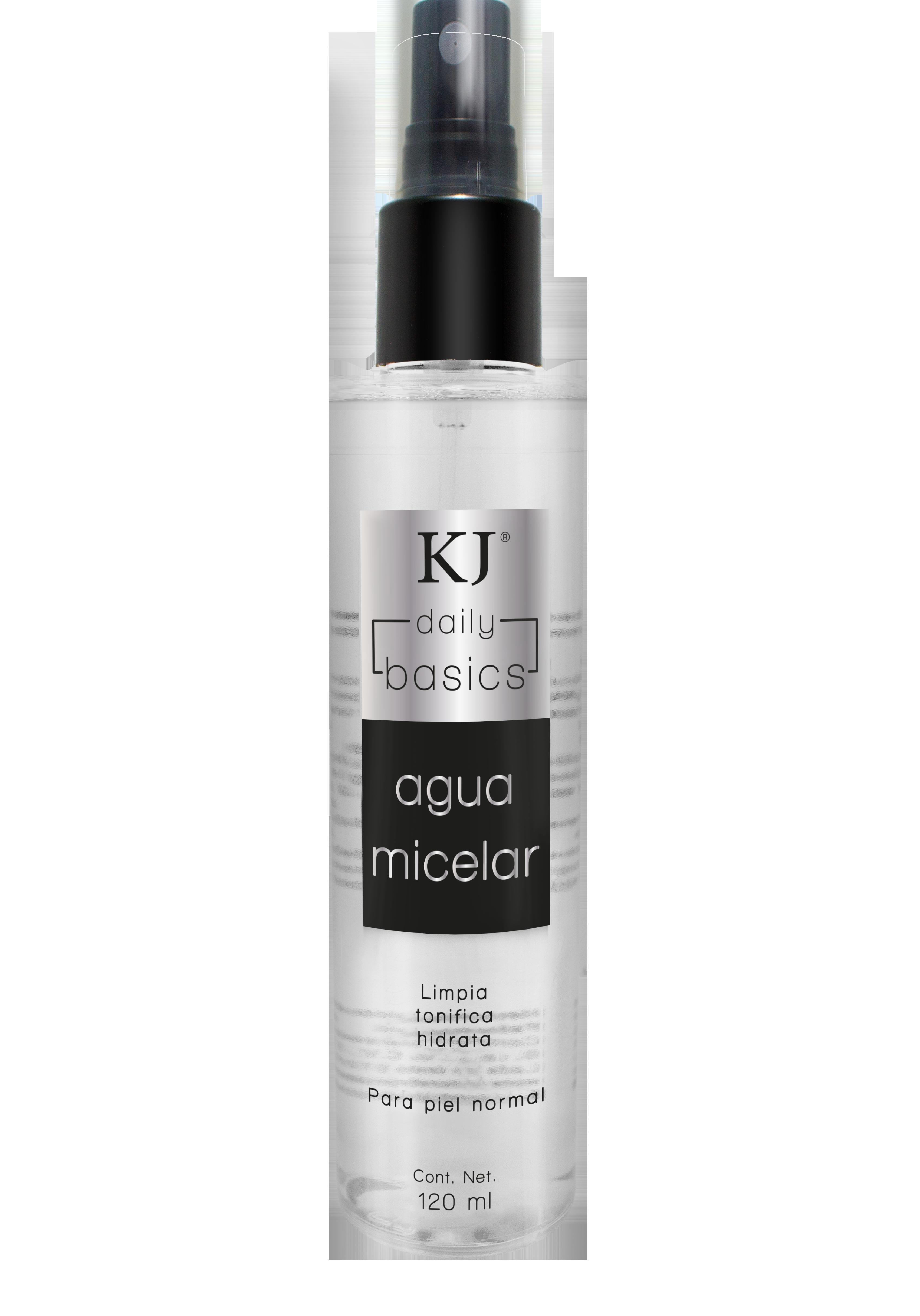 Agua Micelar KJ Basics Desmaquillante 7506289930647