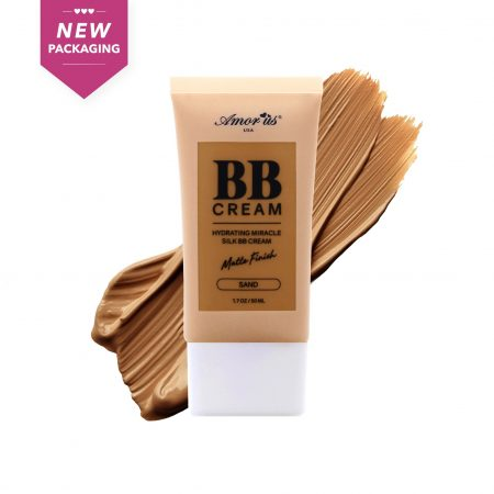 BB Cream Amor US Acabado Mate Sand CO-NBB6
