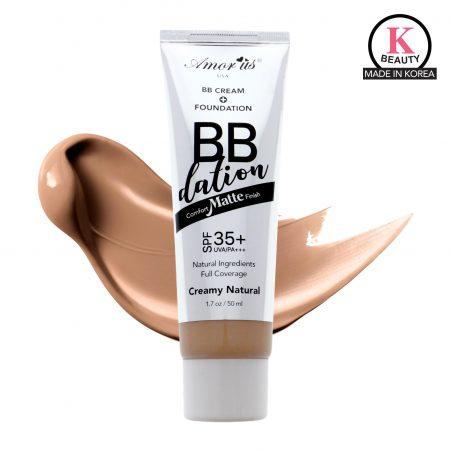 BB Cream & Base BBDATION Amor US Mate Creamy Natural CO-BBF04
