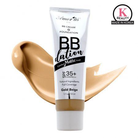 BB Cream & Base BBDATION Amor US Mate Gold Beige CO-BBF06