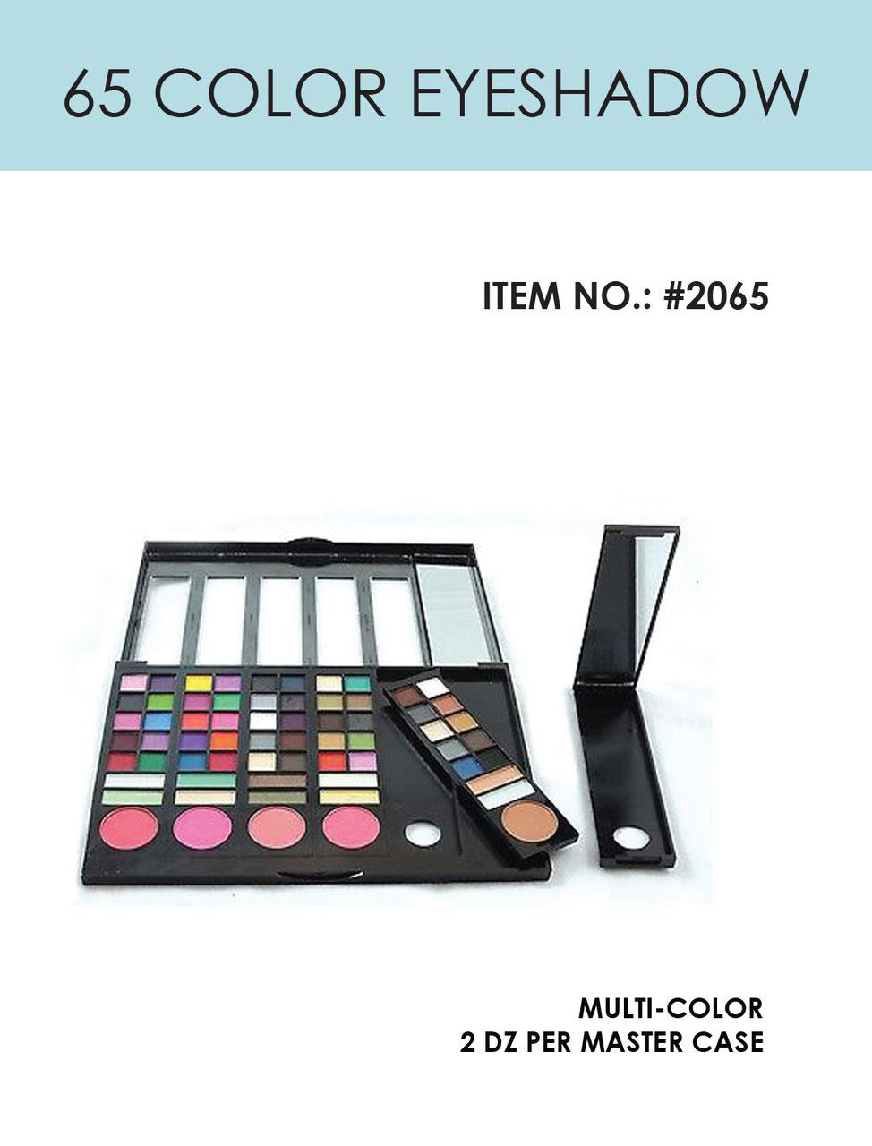 Italia Deluxe Estuche De Maquillaje 2065