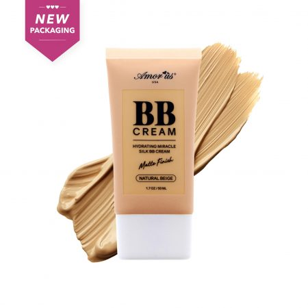 BB Cream Amor US Acabado Mate Natural Beige CO-NBB3